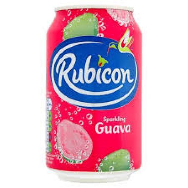 Rubicon Guava Can 330ml