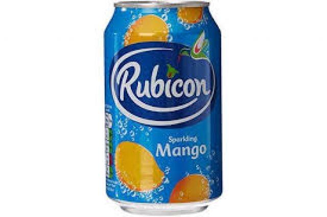 Rubicon Mango Can 330ml