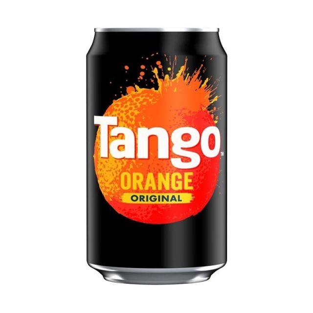 Tango Orange Can 330ml