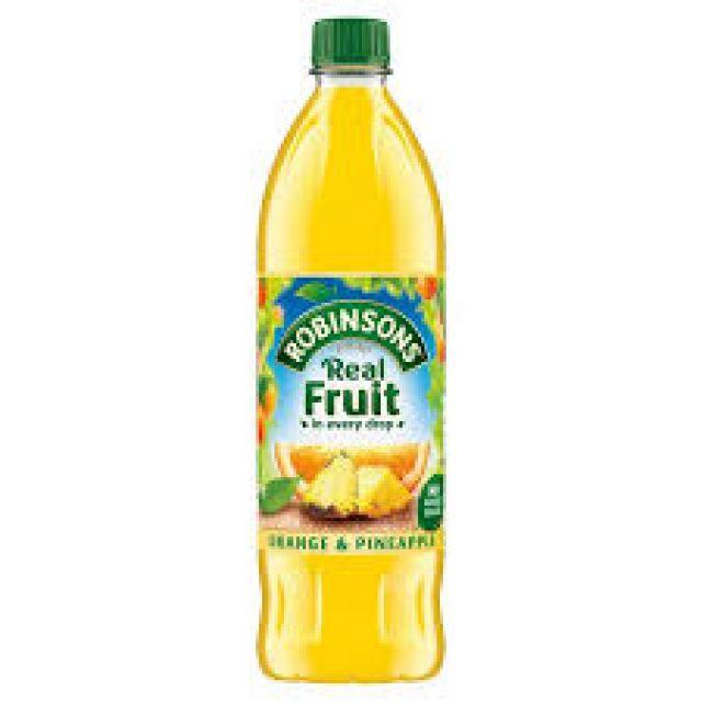 Robinson Orange & Pineapple Squash