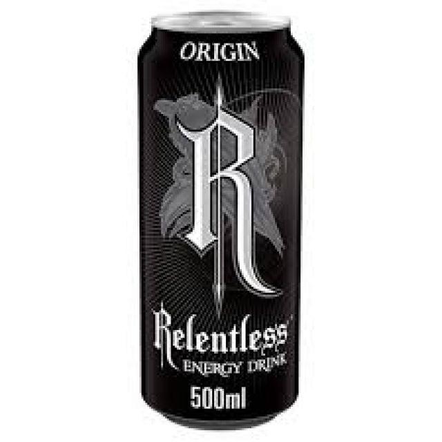 Relentless Origin Energy Drink 500ml