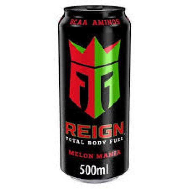 Reign Energy Drink Melon Mania 500ml