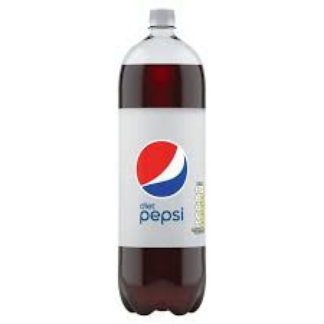 Pepsi Diet Bottle 2L