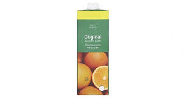 Orange Juice 1L Happy Shopper