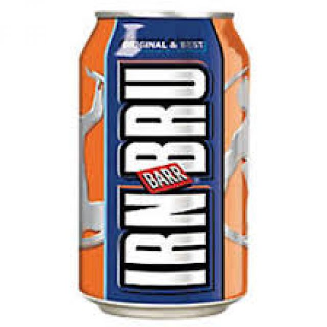 Iron Bru Can 0.33l Can