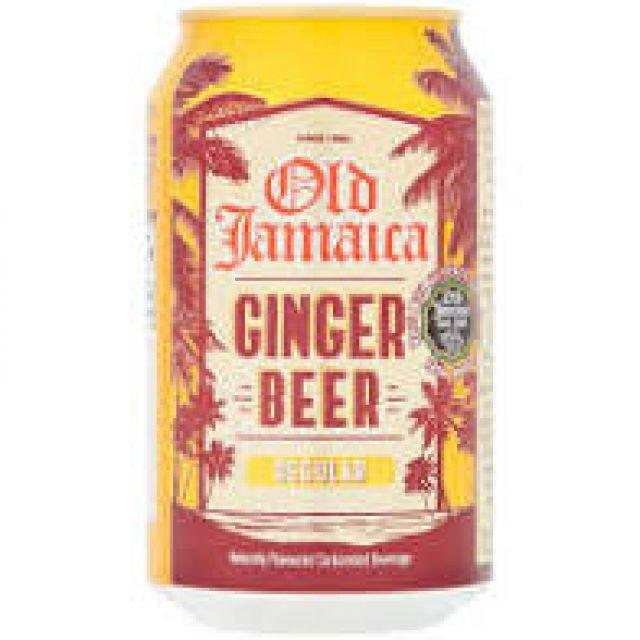 Ginger Beer Old Jamaica 0.33l