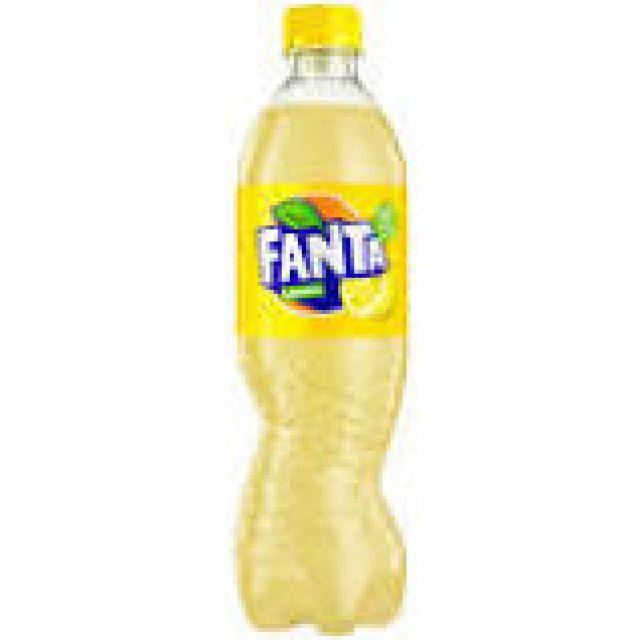 Fanta Lemon Bottle 500ml