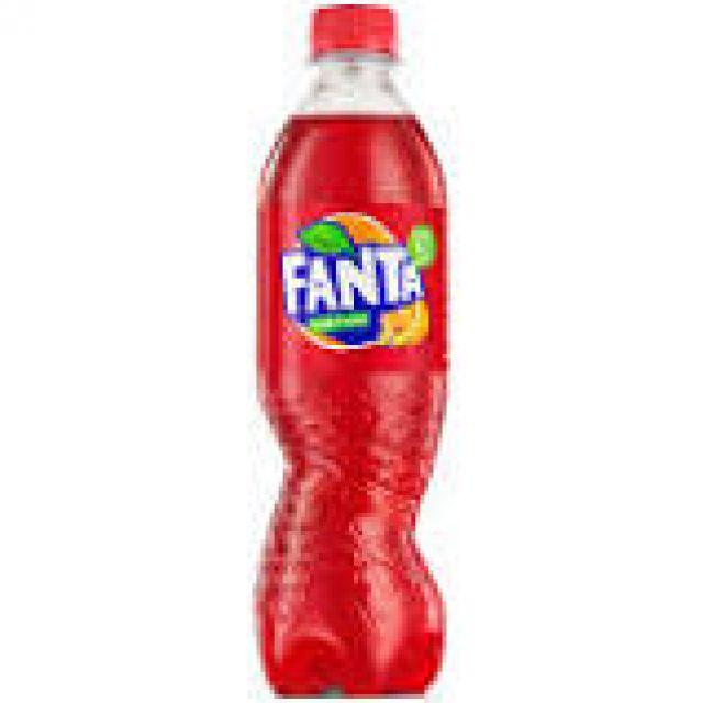 Fanta Fruit Twist Bottle 500ml
