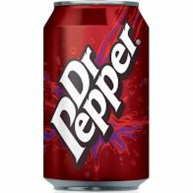 Dr Pepper 0.33l Can