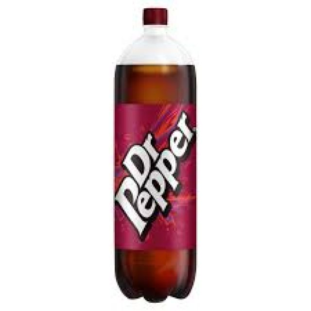 Dr Pepper Bottle 2L