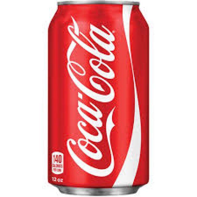 Coke Can 0.33l