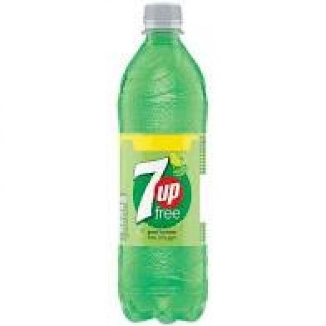 7UP Free Bottle 500ml