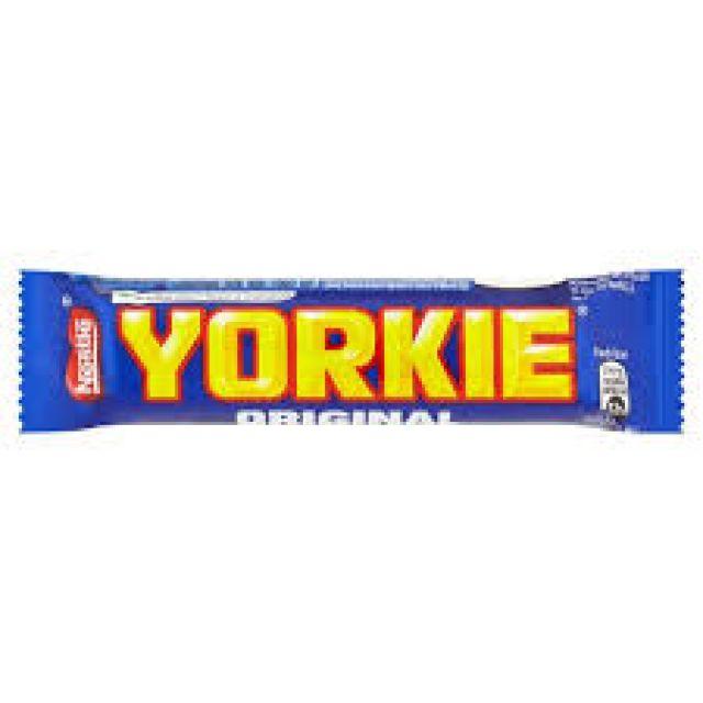 Yorkie Original Bar
