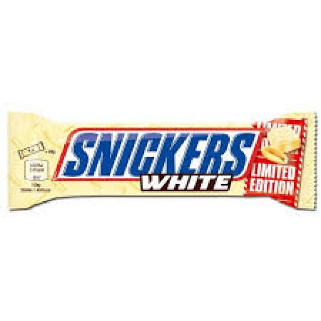 Snickers White Bar