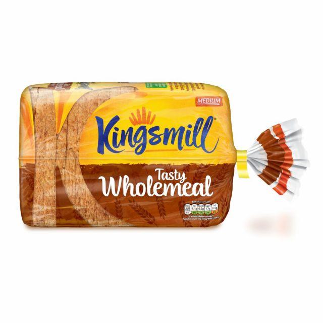 Kingsmill Tasty Wholemeal 800g