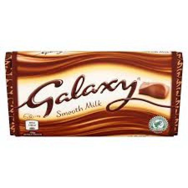 Galaxy Smooth Milk Bar