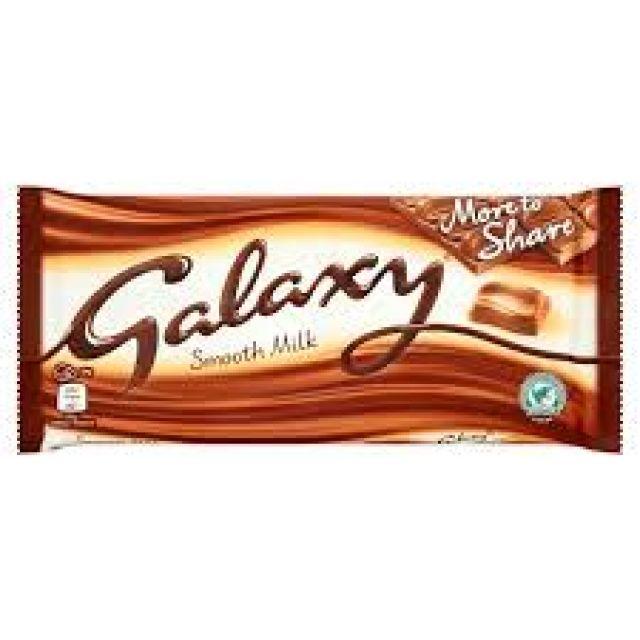 Galaxy Smooth Milk 100g Giant Bar