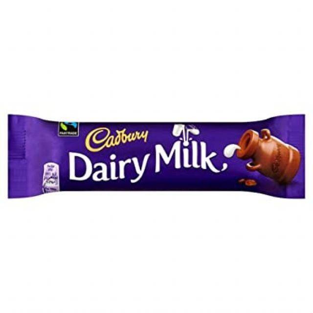Dairy Milk 100g Giant Bar