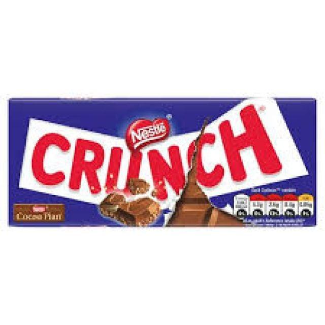 Crunch 100g Giant Bar