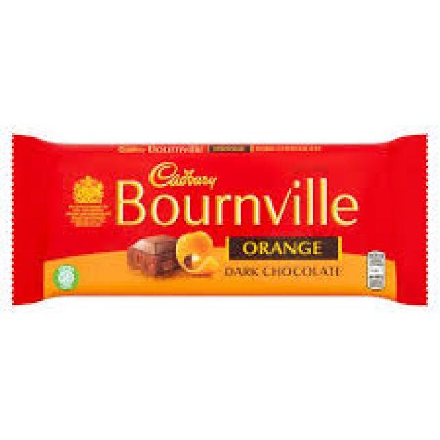 Bournville Orange 100g Giant Bar