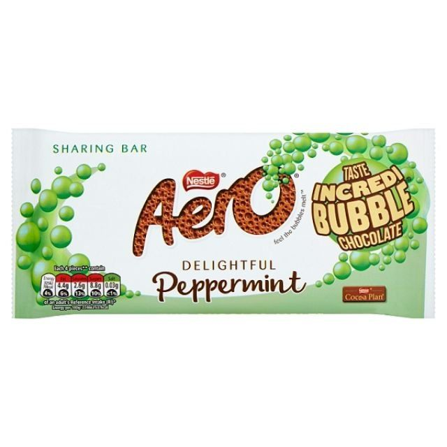 Aero Peppermint 100g Giant Bar