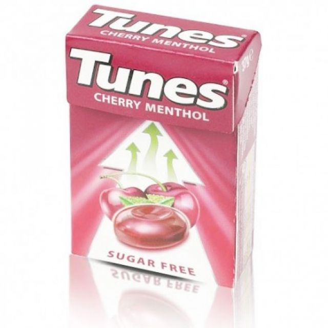 Tunes Cherry Menthol