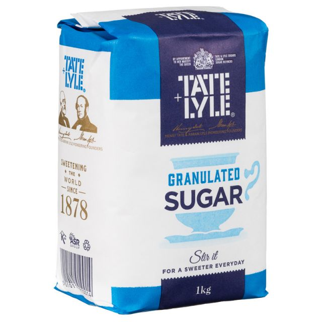 Tate Lyle Sugar 1kg