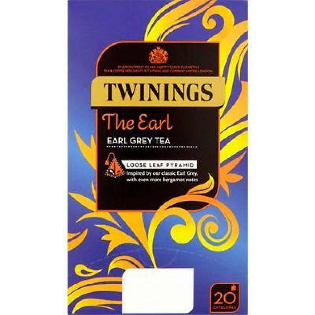 Twinings Earl Grey Tea 20 Bags