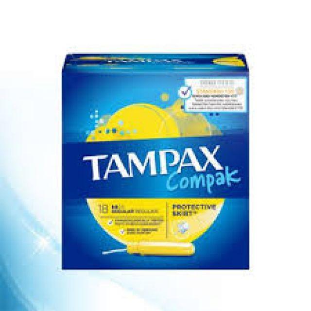 Tampax Comfort Regular