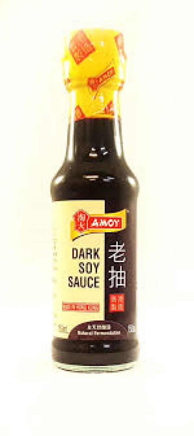 Soya Sauce Dark Amoy