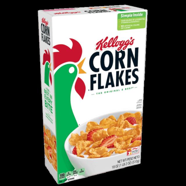 Kellogg's Corn Flakes  17 Servings