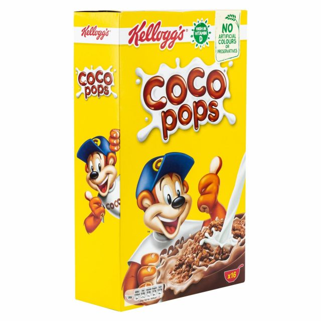 Kellogg's Coco Pops 17 Servings