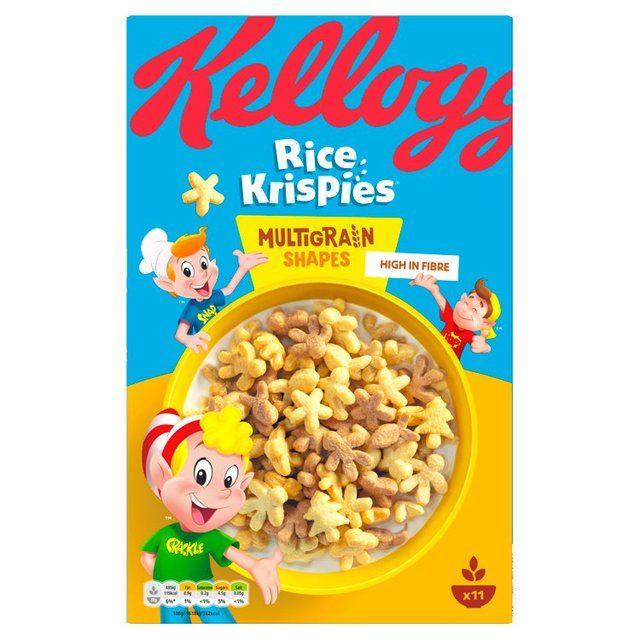 Kellogg's Rice Krispies Multigrain