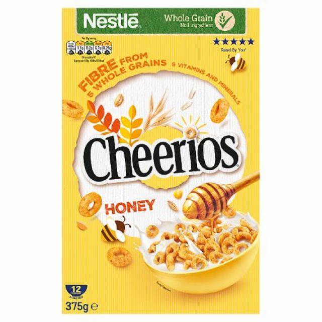 Nestle Honey Cheerios 12 Serving