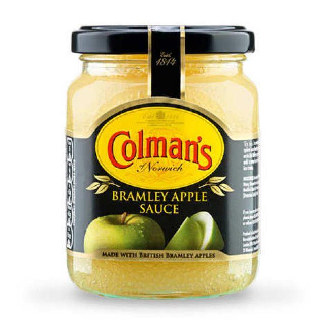 Apple Sauce Colmans