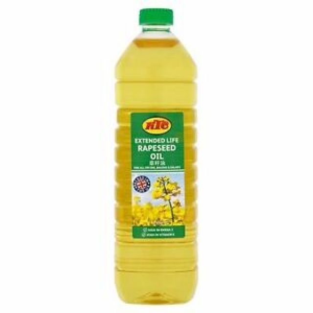 Rapeseed Cooking Oil 1L