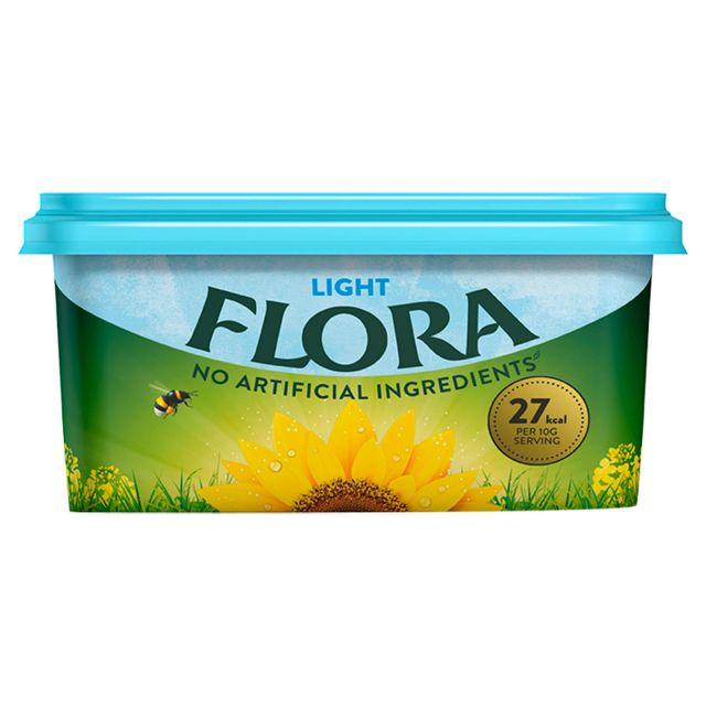 Butter Flora Light Tub