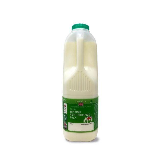 Milk Semi Skimmed 2L