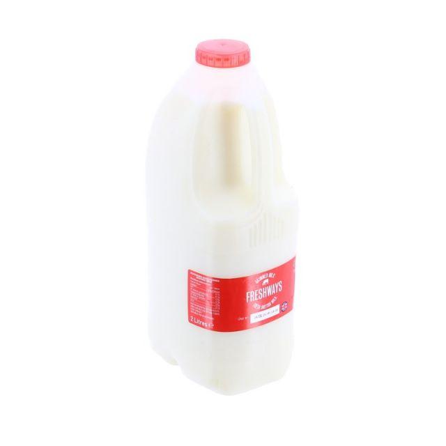 Milk Skimmed 2L