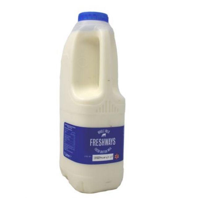 Milk Whole 1L