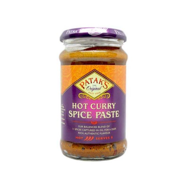 Hot Curry Spice Paste Pataks