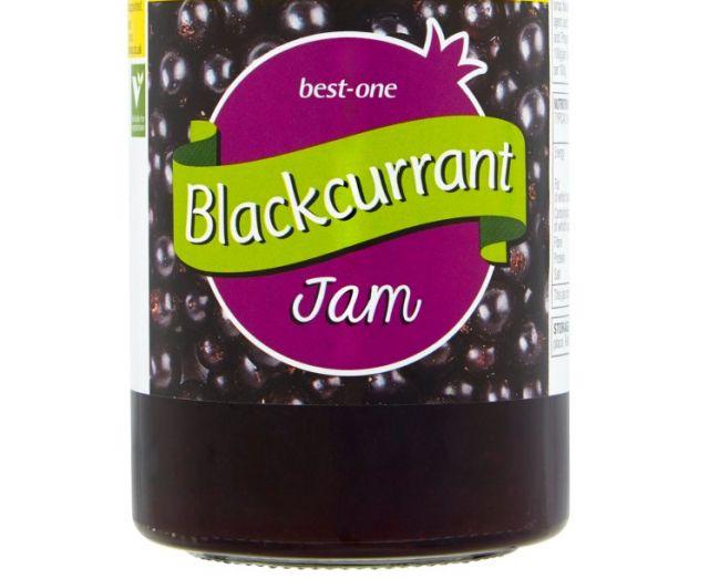 Jam Blackcurrant Best-One