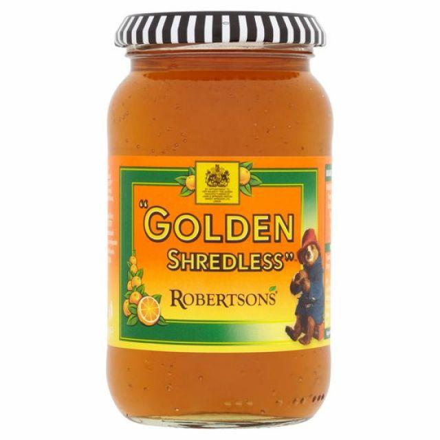 Marmalade Golden Shredless