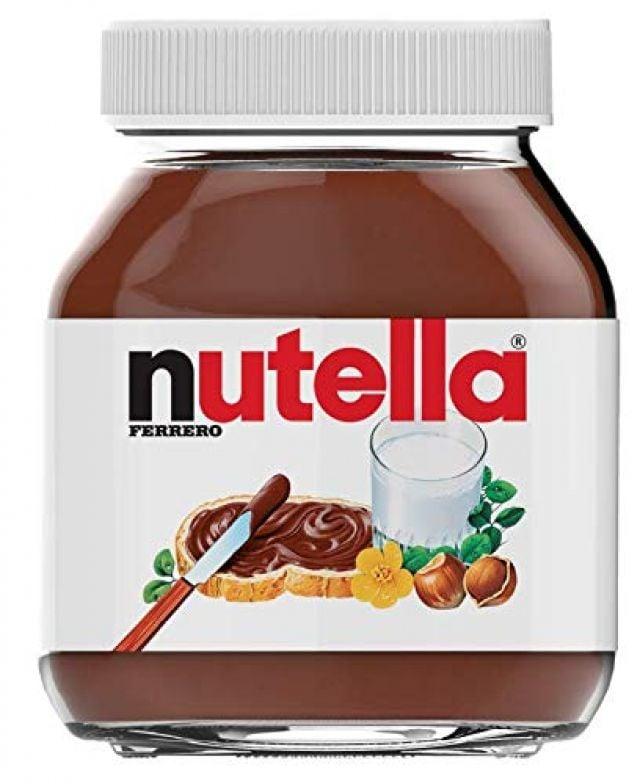 Nutella Chocolate Spread 160g
