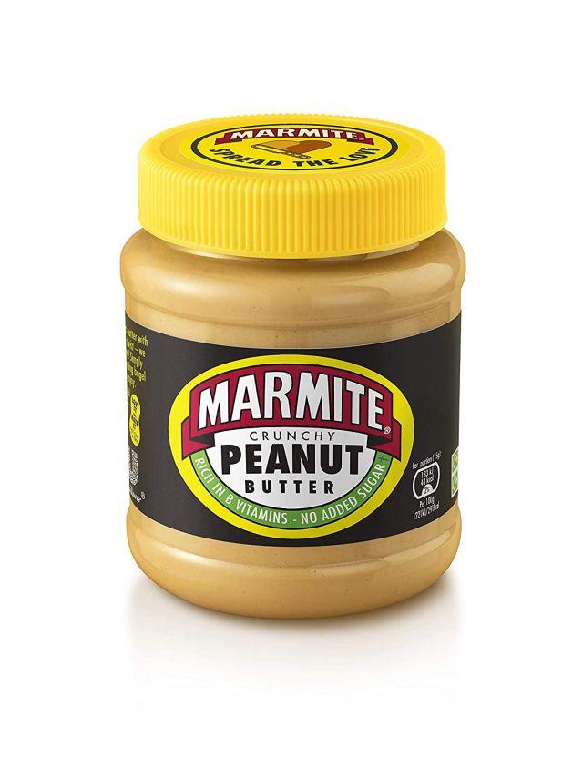 Peanut Butter Marmite