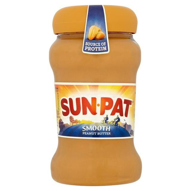 Peanut Butter Sun Pat