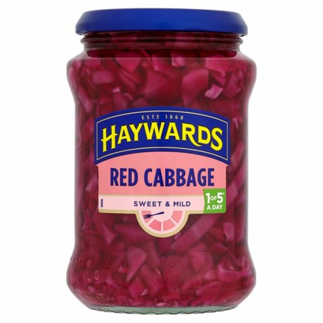 Pickled Red Cabbage Haywards