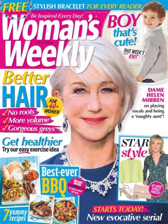 Women Weekly Magazine