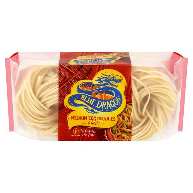 Medium Egg Noodles Blue Dragon