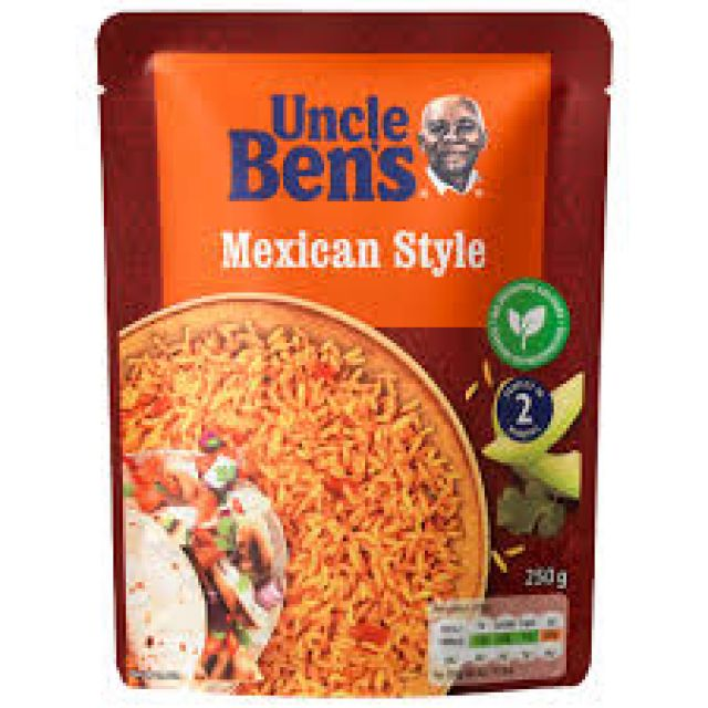 Uncle Bens Mexican Style Rice
